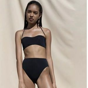 Pari Desai Isola two piece bikini M